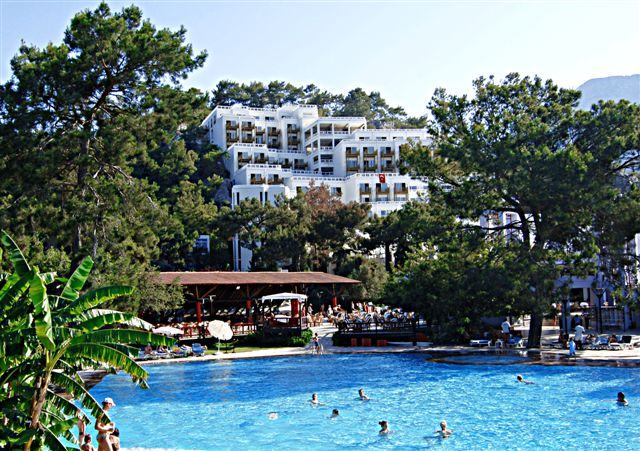 Phaselis Hill Resort Göynük